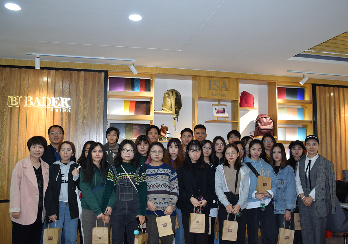 Students of Guangzhou Panyu Polytechnic Visited ISA TanTec Heshan